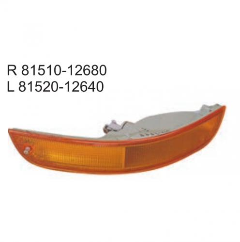 Toyota Corolla 1993 Front lamp
