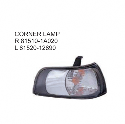 Toyota Corolla 5D TAZZ South Africa Type 2001 Corner Lamp