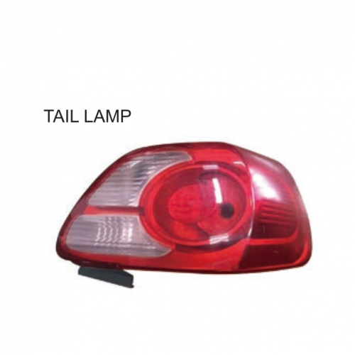 Toyota PORTE 2005 Tail lamp